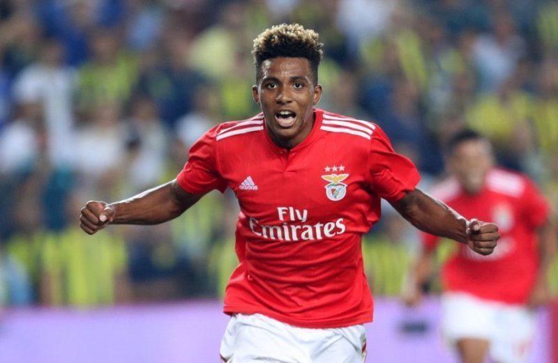 Spurs Bajak Gelandang Muda Benfica?
