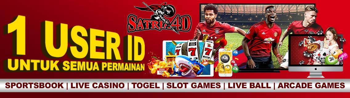 satria4d togel online terpercaya